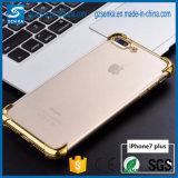 Accessoires pour téléphones mobiles Clear Transparent Crystal Soft TPU Printing Étui pour téléphone mobile pour iPhone 6/7 Phone Case / Cover