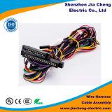 Fornecedores industriais automotrizes personalizados do conjunto de cabo do chicote de fios do fio da luz da máquina