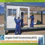 Modernes vorfabriziertes modulares Behälter-Haus für Berufung