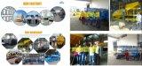 Alluviales Gold, das Bergwerksmaschine-Mobile-Trommel wäscht und trennt