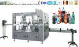 Accensione del macchinario del prodotto della bevanda