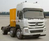 Trattore di Dongfeng/Dfm/DFAC Dalisheng LNG 6X2/testa pesante del trattore/motore primo/camion pesanti di Tracor