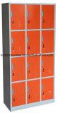 Cacifo ou gabinete conveniente do armazenamento do projeto da segurança no supermercado