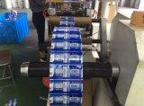 Het Afgedrukte Etiket van pvc Douane voor Fles