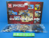 De Intellectuele Bouwsteen van uitstekende kwaliteit van Ninjago van het Stuk speelgoed (4173118)