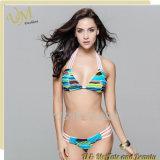 Soem halten Frauen-Badeanzug gekopierte Bikini-Badebekleidung instand