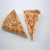 Il forno cuoce il polimero Fimo della pizza che indurisce la cancelleria dell'argilla