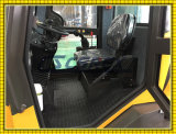 1.0t jardim Radlader do motor do carregador 4WD Yanmar
