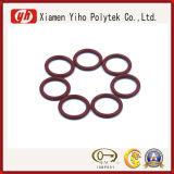 Do ilhó de borracha vermelho EPDM dos produtos do tamanho padrão anel-O métrico