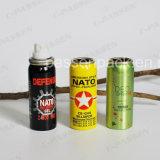L'aerosol di alluminio dello spruzzo della foschia può per l'imballaggio del deodorante (PPC-AAC-029)