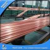 Tubos calientes del cobre de la venta para la protección contra los incendios