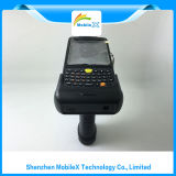 Colector de datos inalámbrico, PDA programable, escáner de código de barras de mano