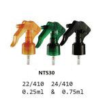 Bomba plástica do pulverizador do atomizador da venda por atacado a mais nova da qualidade superior do projeto mini (NTS30)