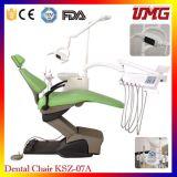 Los productos chinos vendieron la unidad dental usada