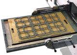 Máquina cortando e vincando da moldura do vidro de originais automática de caixa de fatura