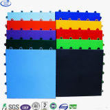 Starke Toleranz-Oberflächen-modularer Sport-Fußboden