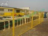 حارّ ينخفض يغلفن سياج مؤقّت في الصين