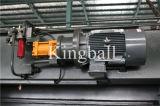 Certificación hidráulica del CE del freno de la prensa del CNC de China Kingball