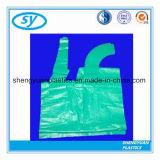 Tablier en plastique remplaçable de nettoyage de PE