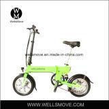 세륨 En15194 25km/H 250W E 자전거 Foldable 우선권 시스템