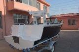 Aluminiumfischerboot des Australien-Entwurfs-17FT Bowrider