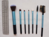 Metall Handle 7PCS Cosmetic Brushes für Bilden-oben Cosmetics