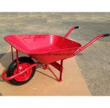 Wheelbarrow industrial do carro concreto resistente