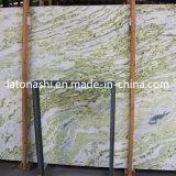 Mattonelle di pavimento del marmo del nero della giada dell'inchiostro della Cina