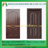 Moderne HDF geformte Tür-Haut mit SGS genehmigt