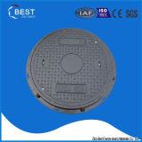 Protezioni di gomma del coperchio di botola della fogna del fornitore di En124 D400 Cina