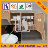 Pegamento adhesivo líquido blanco de la emulsión del acetato de polivinilo para los muebles de madera