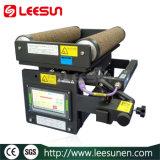 Sistema de control rector del Web linear de la talla compacta de la alta calidad de Leesun 2016 con el sensor ultrasónico