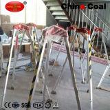 Aluminiumrettungs-Stativ der sicherheits-Ha01101