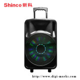 Горячее промотирование сбывания классическое с цветастым освещая диктором Karaoke Bluetooth