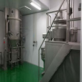 Pharmazeutische Cer-Fließbett-Trockner-Maschine (FG-200)