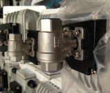 Клапан продетый нитку маслом (SS/WCB NPT/BSPT)