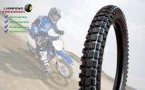Conjuntos de los neumáticos y de los tubos 2.50-17, ajuste 2.50-18 en la mayoría de las motocicletas