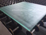 Het aangemaakte Gelamineerde Glas van de Vloer