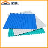 Mattonelle di tetto del PVC di 2 strati/3 strati, mattonelle di tetto di plastica del PVC, mattonelle di tetto di plastica