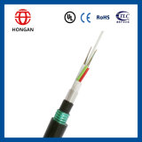 De goede Prestaties Begraven Optische Kabel van de Vezel van Enige Wijze