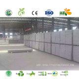 Revestimiento de madera de pared barato clasificado del precio del panel de emparedado del fuego cómodo EPS