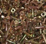 鋼鉄ブレーキ・ライニングのブレーキ片の使用のためにめっきされる十分に管状のリベット8X18亜鉛カラー