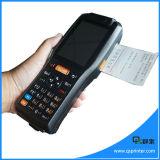 Bewegliches PDA mit androidem IOS, 3G Handterminal, drahtloser Drucker des Android-PDA