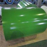 Prepainted電流を通された鋼鉄コイルPPGI PPGLカラー上塗を施してある鋼板