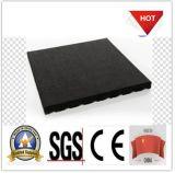 1 Meter Square Rubber TileかRubber Paver