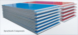Máquinas certificadas Ce de la pintura de la cabina/de aerosol de la pintura/cabina de aerosol del coche