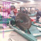 Scierie en bois circulaire diesel pour le travail du bois
