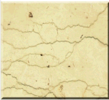 中国の最も新しい様式の磨かれたCrema Bianco大理石のFouのカウンタートップ