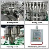 Máquina de rellenar automática del agua de botella del animal doméstico Cgf18-18-6 para la planta de la bebida
