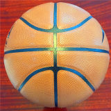 Baloncesto barato de Desgastar-Resistencia modificado para requisitos particulares baloncesto de la PU de la calidad 8pieces 4#5#6#7# Sg5121